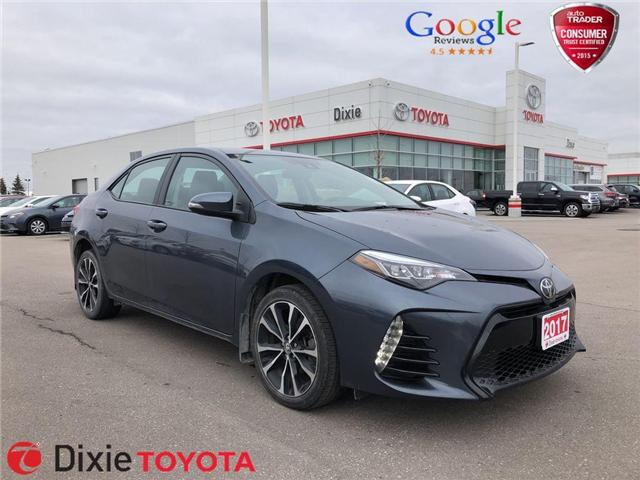 2017 Toyota Corolla  (Stk: D190228A) in Mississauga - Image 1 of 18