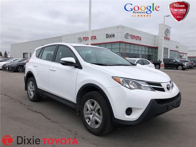 2014 Toyota RAV4  (Stk: D182968A) in Mississauga - Image 1 of 19