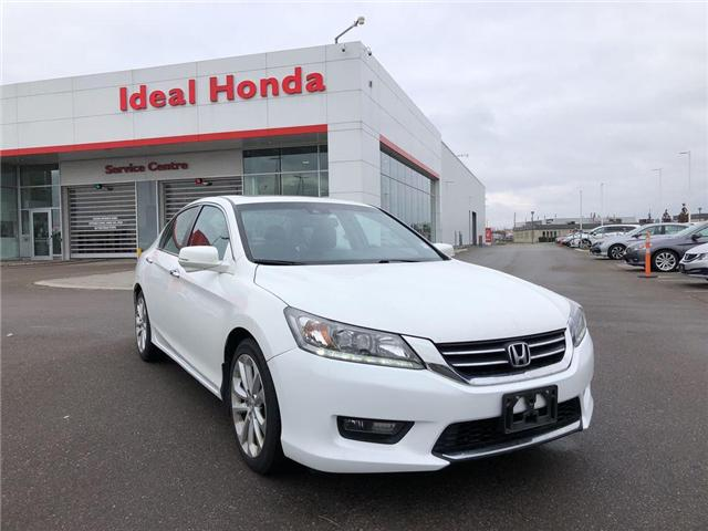 2015 Honda Accord Touring (Stk: I181762A) in Mississauga - Image 1 of 18