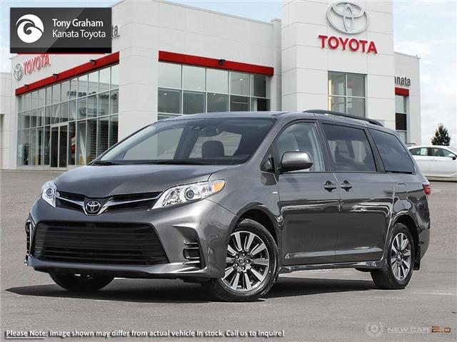 2019 Toyota Sienna LE 8-Passenger (Stk: 89124) in Ottawa - Image 1 of 24
