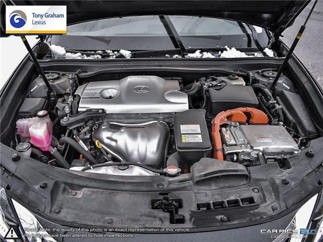2016 Lexus ES 300h Base (Stk: Y3270) in Ottawa - Image 8 of 28