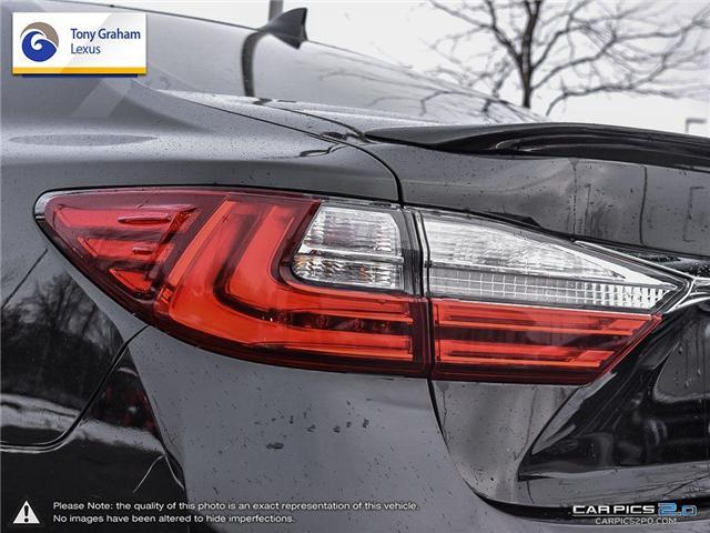 2016 Lexus ES 300h Base (Stk: Y3270) in Ottawa - Image 12 of 28