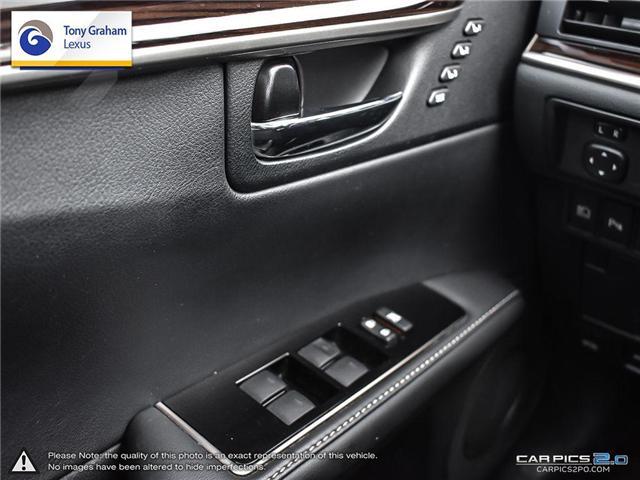 2016 Lexus ES 300h Base (Stk: Y3270) in Ottawa - Image 16 of 28