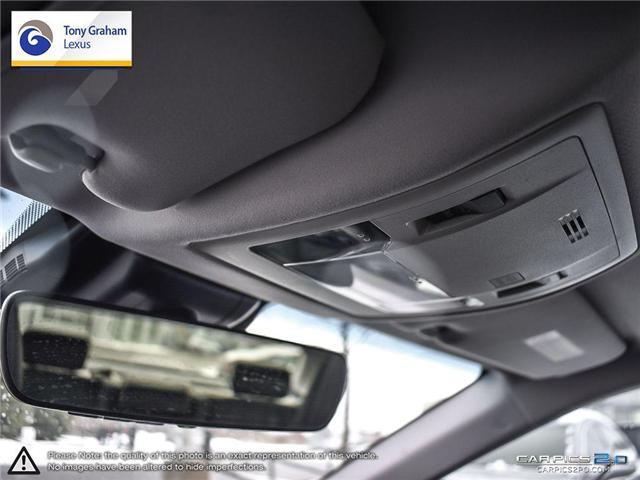 2016 Lexus ES 300h Base (Stk: Y3270) in Ottawa - Image 21 of 28