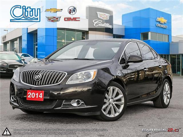 2014 Buick Verano Base (Stk: 2849474A) in Toronto - Image 1 of 27