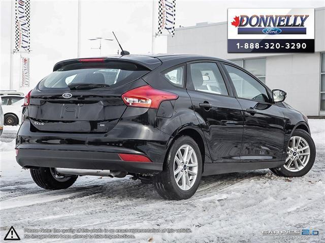 2018 Ford Focus SE (Stk: DR1936) in Ottawa - Image 4 of 28