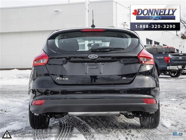 2018 Ford Focus SE (Stk: DR1936) in Ottawa - Image 5 of 28