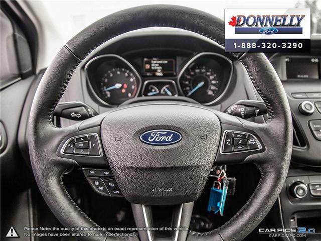2018 Ford Focus SE (Stk: DR1936) in Ottawa - Image 14 of 28