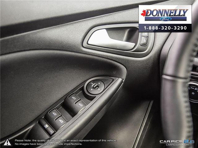 2018 Ford Focus SE (Stk: DR1936) in Ottawa - Image 17 of 28