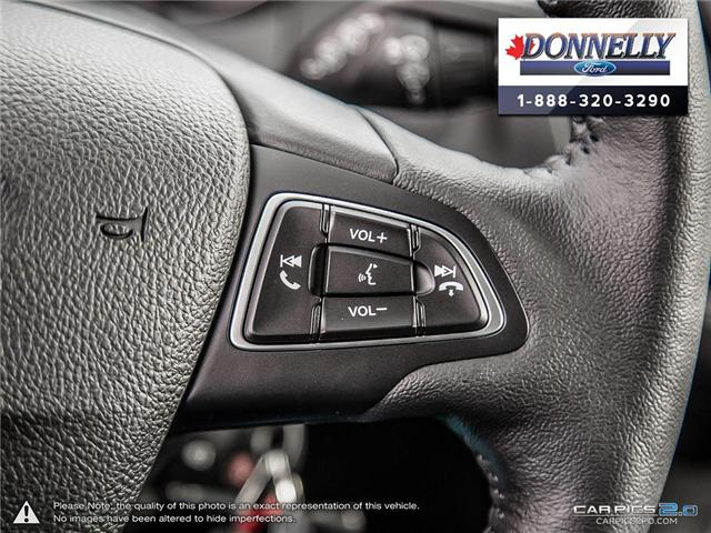 2018 Ford Focus SE (Stk: DR1936) in Ottawa - Image 18 of 28