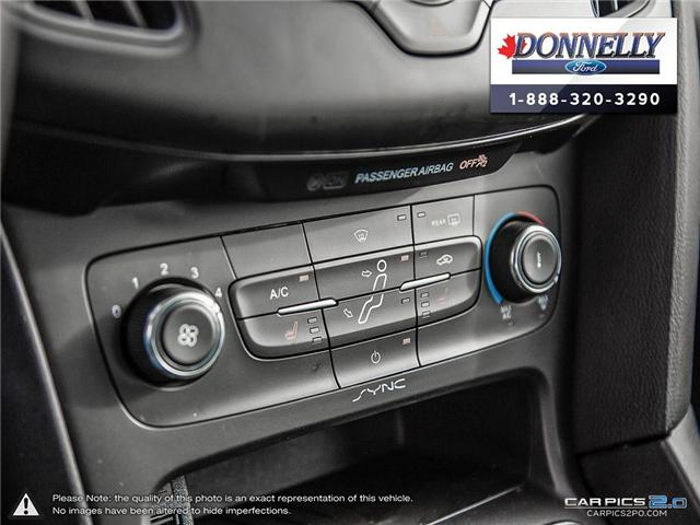 2018 Ford Focus SE (Stk: DR1936) in Ottawa - Image 20 of 28