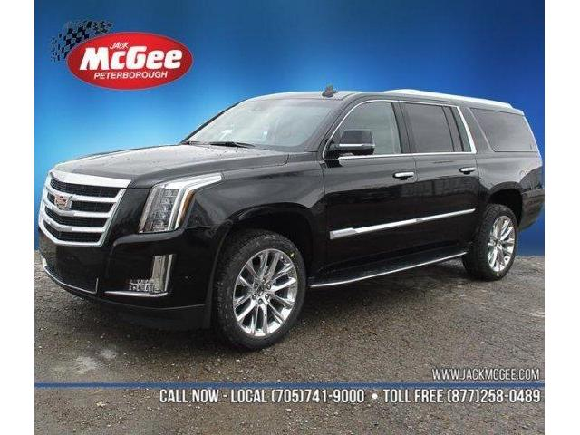 2019 Cadillac Escalade ESV Luxury (Stk: 19231) in Peterborough - Image 1 of 4