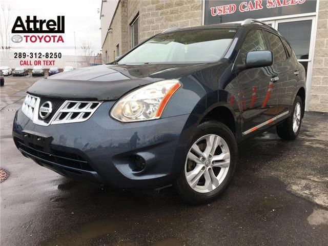 2013 Nissan Rogue SV AWD ALLOYS, B. CAMERA, TINT, POWER HEATED SEAT, (Stk: 42676A) in Brampton - Image 1 of 25