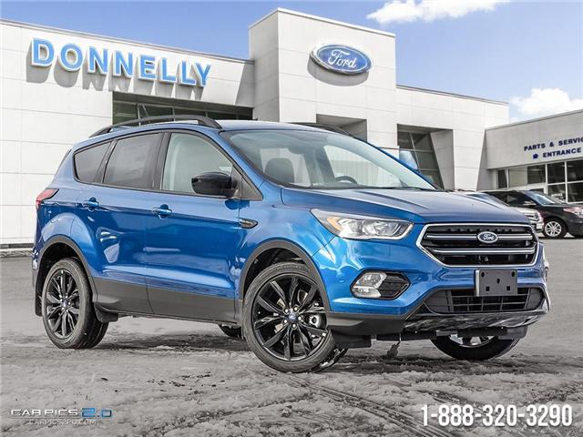 2019 Ford Escape SE (Stk: DS180) in Ottawa - Image 1 of 29