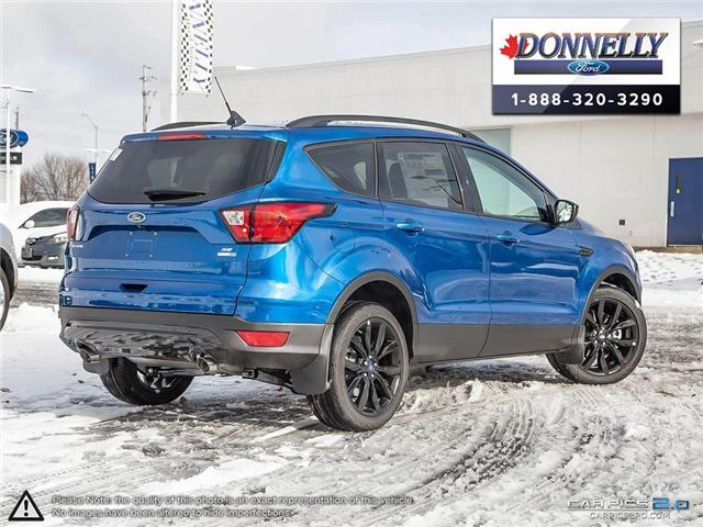 2019 Ford Escape SE (Stk: DS180) in Ottawa - Image 4 of 29