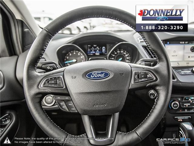 2019 Ford Escape SE (Stk: DS180) in Ottawa - Image 14 of 29