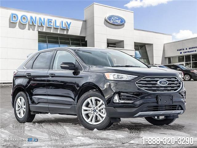2019 Ford Edge SEL (Stk: DS131) in Ottawa - Image 1 of 29