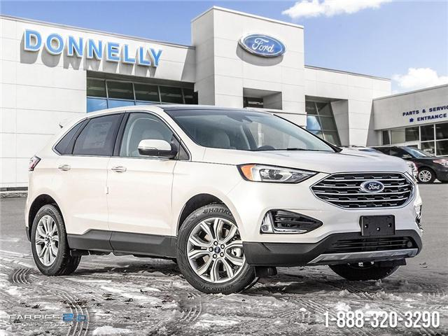 2019 Ford Edge Titanium (Stk: DS174) in Ottawa - Image 1 of 30