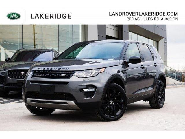 2015 Land Rover Discovery Sport HSE LUXURY (Stk: P0100) in Ajax - Image 1 of 30