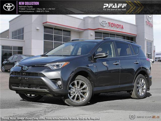 2018 Toyota RAV4 Hybrid LIMITED (Stk: H18718) in Orangeville - Image 1 of 22