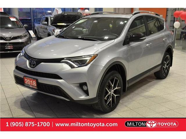 2018 Toyota RAV4 SE (Stk: 710182) in Milton - Image 1 of 43