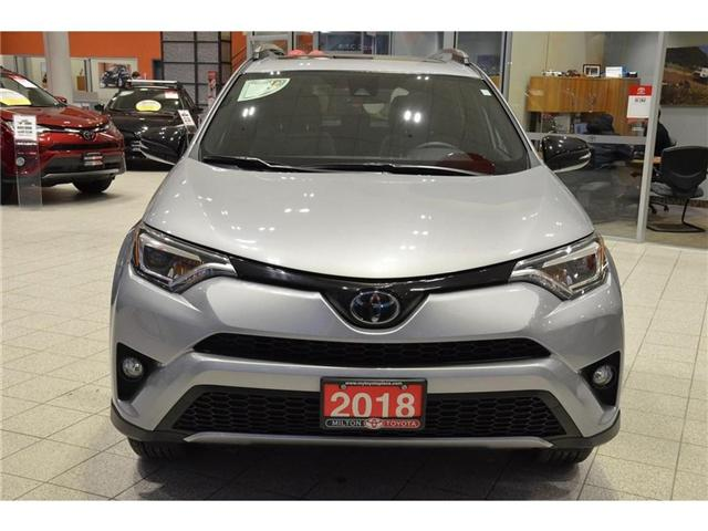 2018 Toyota RAV4 SE (Stk: 710182) in Milton - Image 2 of 43