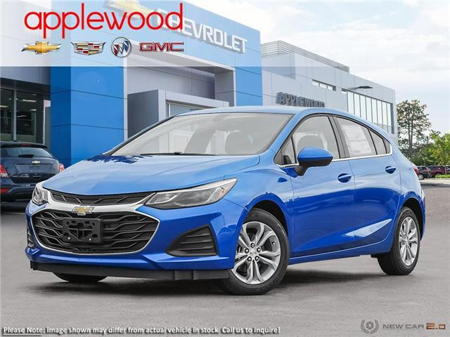 2019 Chevrolet Cruze LT (Stk: C9J017) in Mississauga - Image 1 of 24