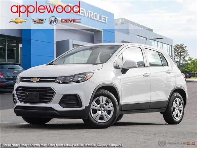 2019 Chevrolet Trax LS (Stk: T9X007) in Mississauga - Image 1 of 24