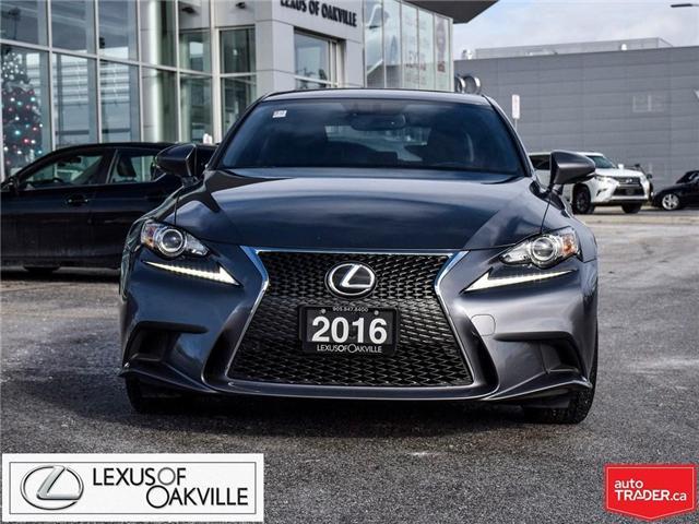 2016 Lexus IS 300 Base (Stk: UC7587) in Oakville - Image 4 of 21