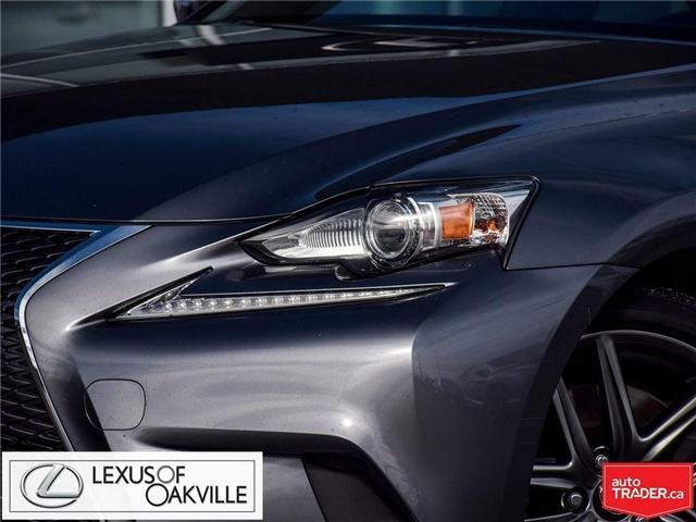 2016 Lexus IS 300 Base (Stk: UC7587) in Oakville - Image 9 of 21
