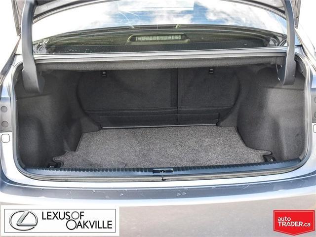 2016 Lexus IS 300 Base (Stk: UC7587) in Oakville - Image 11 of 21
