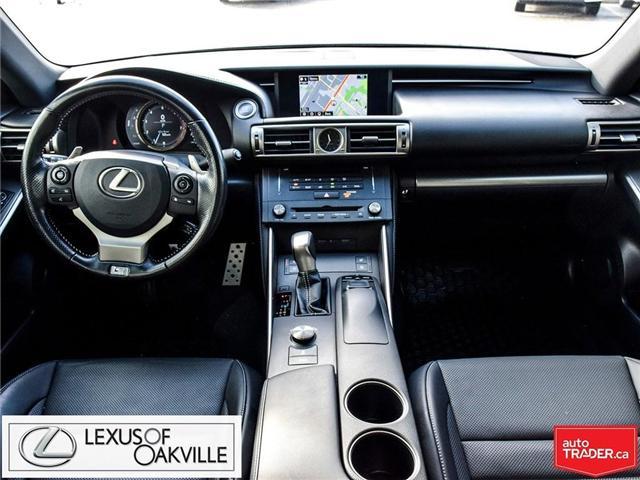 2016 Lexus IS 300 Base (Stk: UC7587) in Oakville - Image 16 of 21