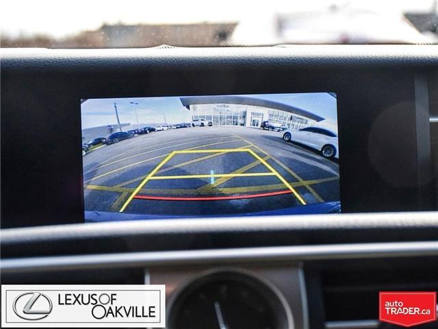 2016 Lexus IS 300 Base (Stk: UC7587) in Oakville - Image 21 of 21