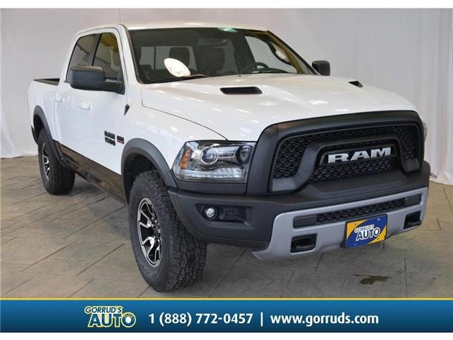 2016 RAM 1500 Rebel (Stk: 371599) in Milton - Image 1 of 40