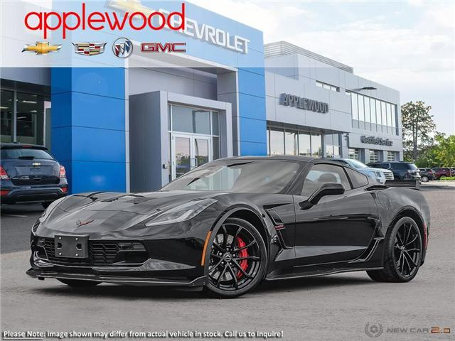 2019 Chevrolet Corvette Grand Sport (Stk: C9Y011) in Mississauga - Image 1 of 21