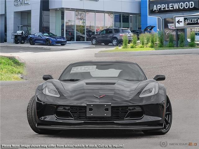 2019 Chevrolet Corvette Grand Sport (Stk: C9Y011) in Mississauga - Image 2 of 21
