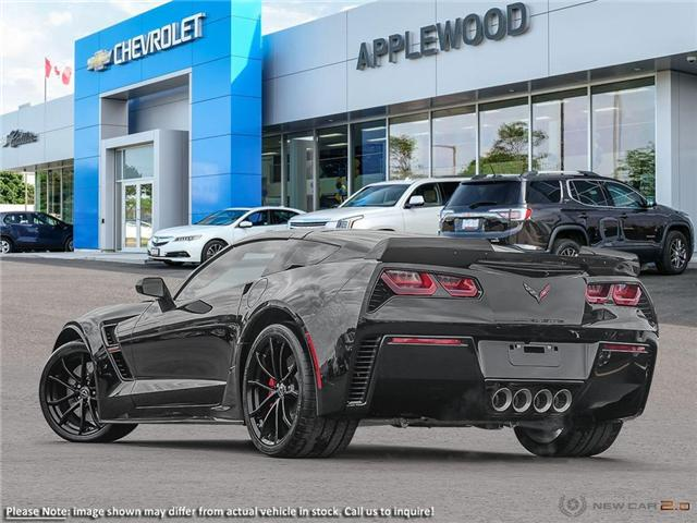 2019 Chevrolet Corvette Grand Sport (Stk: C9Y011) in Mississauga - Image 4 of 21