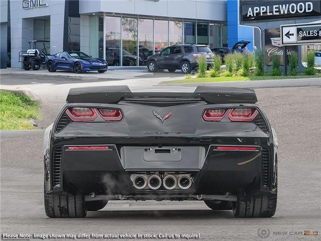 2019 Chevrolet Corvette Grand Sport (Stk: C9Y011) in Mississauga - Image 5 of 21