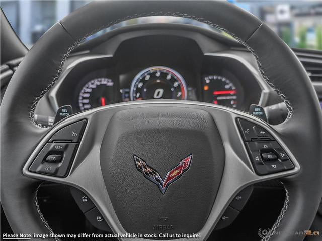 2019 Chevrolet Corvette Grand Sport (Stk: C9Y011) in Mississauga - Image 13 of 21
