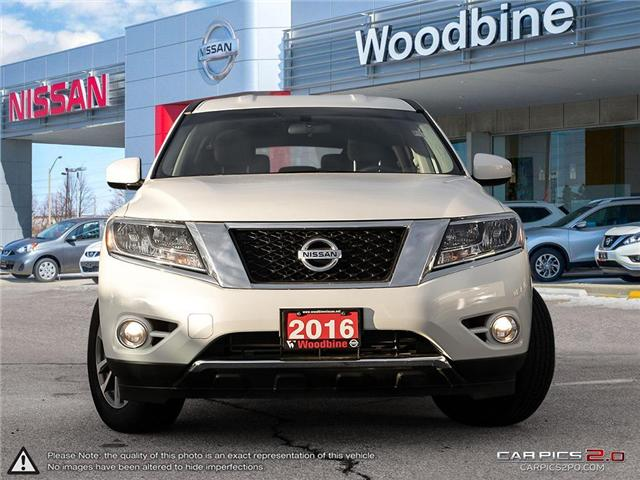 2016 Nissan Pathfinder S (Stk: PA83-18A) in Etobicoke - Image 2 of 20
