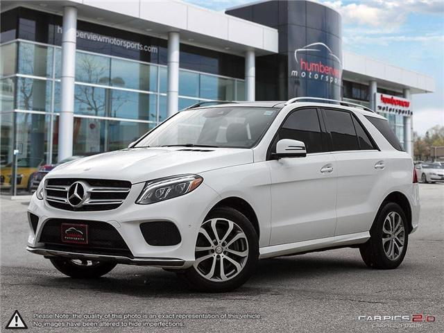 2016 Mercedes-Benz GLE-Class Base (Stk: 18MSC702) in Mississauga - Image 1 of 27