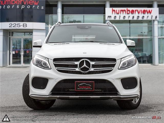 2016 Mercedes-Benz GLE-Class Base (Stk: 18MSC702) in Mississauga - Image 2 of 27