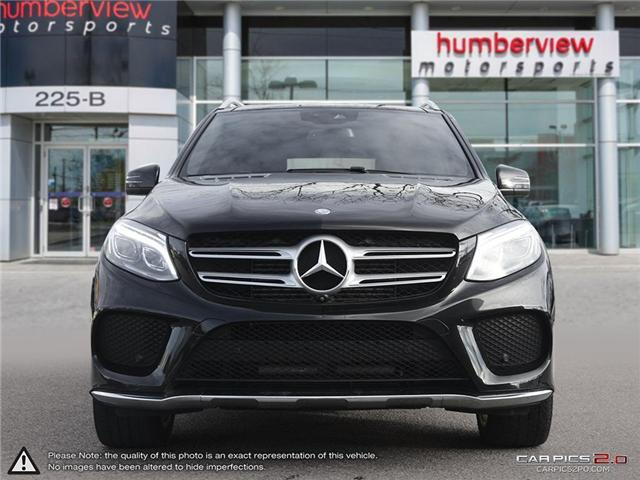 2016 Mercedes-Benz GLE-Class Base (Stk: 18MSX721) in Mississauga - Image 2 of 27