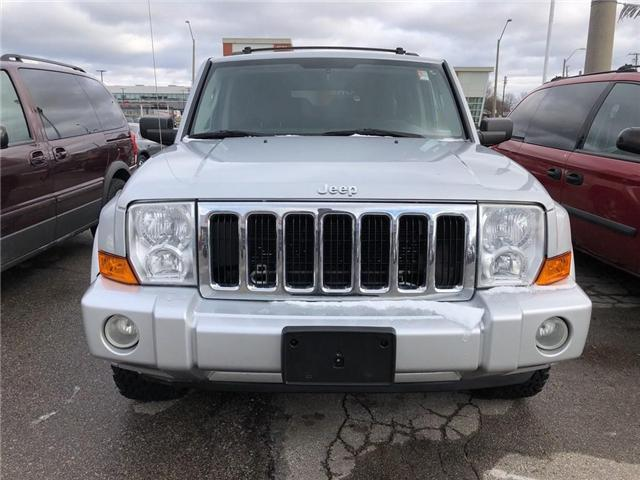 2010 Jeep Commander Sport (Stk: 18-7076B) in Hamilton - Image 2 of 15