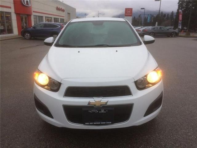 2012 Chevrolet Sonic LT (Stk: V-4269-B) in Castlegar - Image 2 of 20