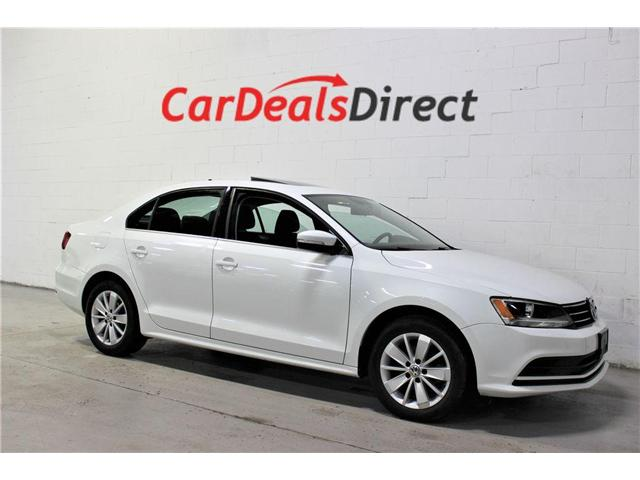 2015 Volkswagen Jetta  (Stk: 250108) in Vaughan - Image 1 of 29