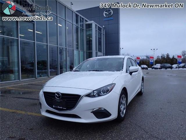 2015 Mazda Mazda3 GX (Stk: 14098) in Newmarket - Image 1 of 30