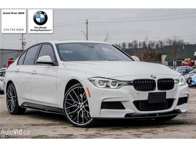 2017 BMW 340i xDrive (Stk: 50615A) in Kitchener - Image 1 of 19