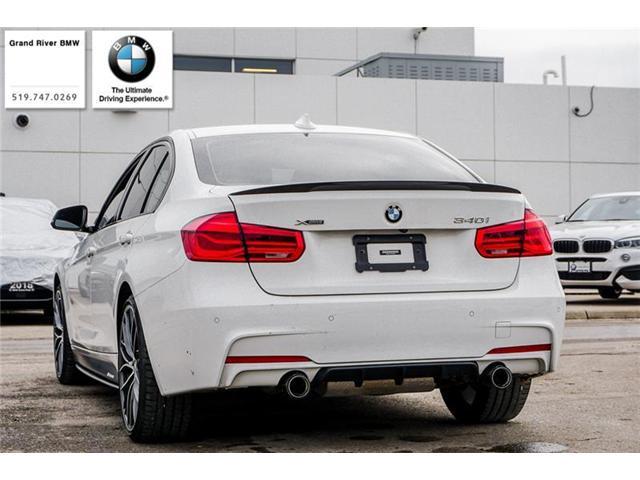 2017 BMW 340i xDrive (Stk: 50615A) in Kitchener - Image 5 of 19