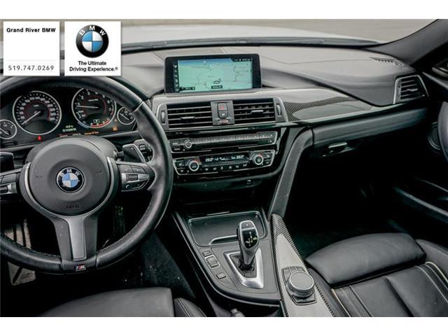2017 BMW 340i xDrive (Stk: 50615A) in Kitchener - Image 12 of 19